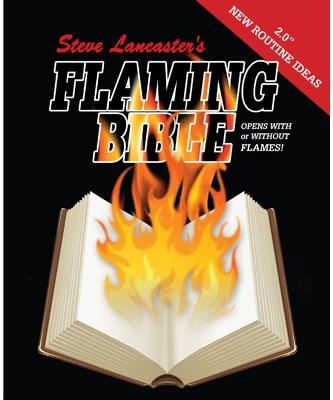 Flaming Bible - magic