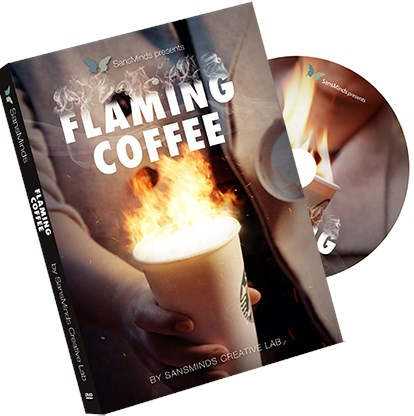 Flaming Coffee - magic