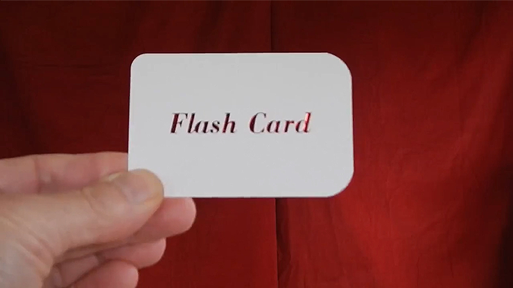 FLASH CARD - magic