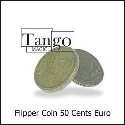 Flipper - 50 Euro Cents (magnetic) - magic