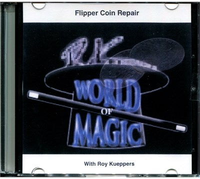Flipper Coin Repair - magic