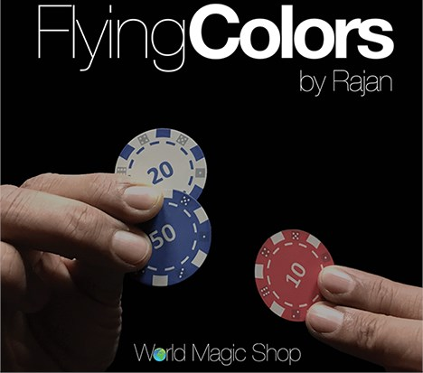 Flying Colors - magic