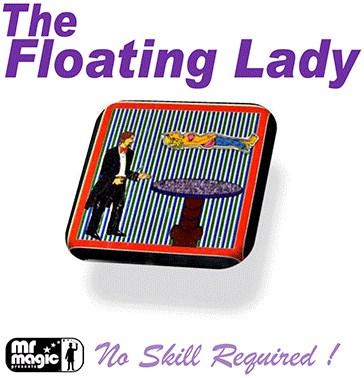 Foating Lady - magic