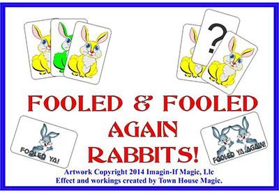 Fooled and Fooled Again Rabbits - magic