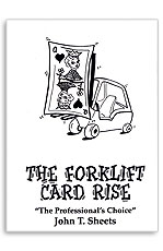Fork Lift Card Rise - magic
