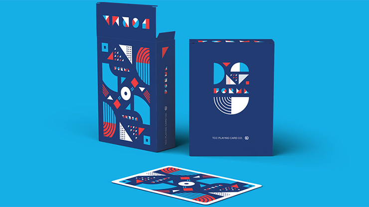 FORMA Playing Cards - magic