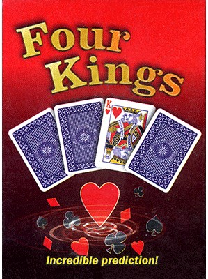 Four Kings - magic