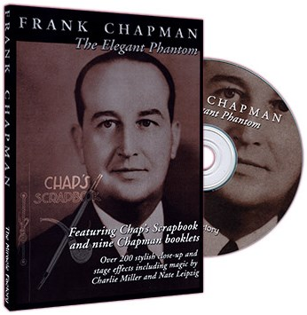 Frank Chapman: The Elegant Phantom CD - magic