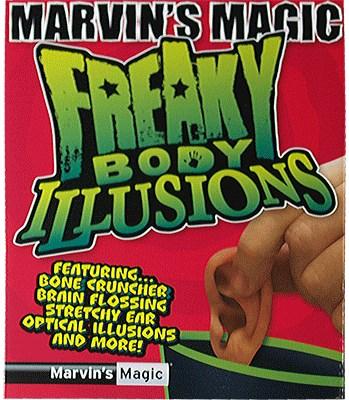 Freaky Body Parts Ear! - magic