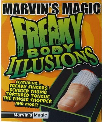 Freaky Body Parts Finger! - magic