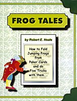 Frog Tales Book - magic