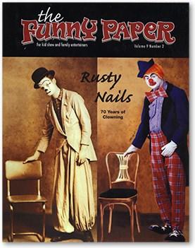 Funny Paper Magazine - magic