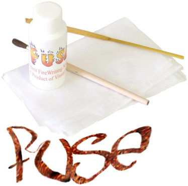 FUSE trick - Spirit Fire Writing Solution - magic