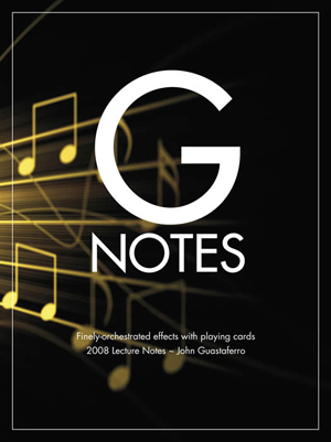 G Notes ebook - magic