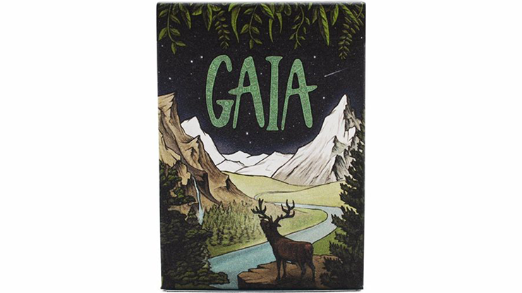 GAIA Playing Cards - Limited Moonlight Edition - magic