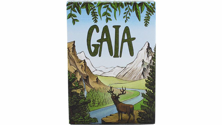 GAIA Playing Cards - magic