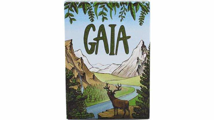 GAIA Playing Cards - magic