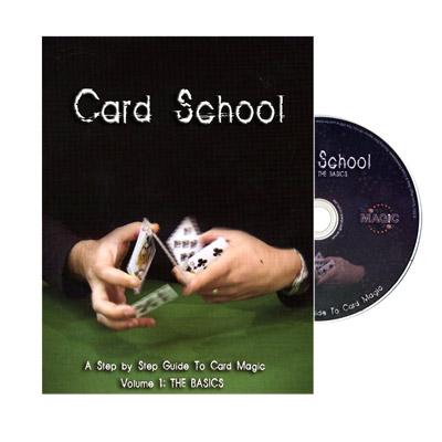 Garabed's Card School Volume 1 - The Basics - magic