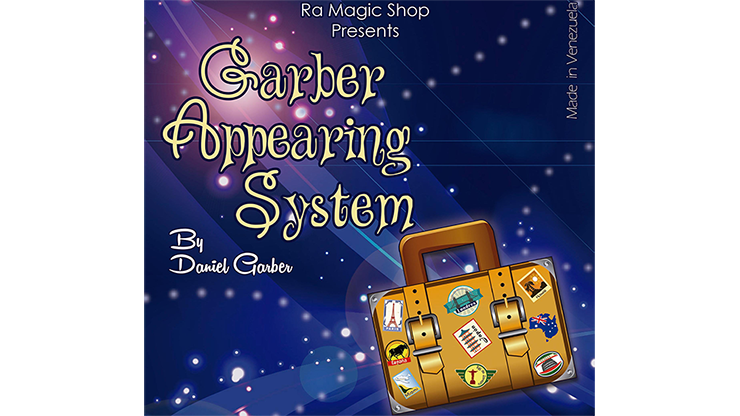 Garber Appearing System - magic