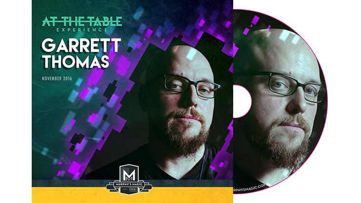 Garrett Thomas Live Lecture DVD - magic