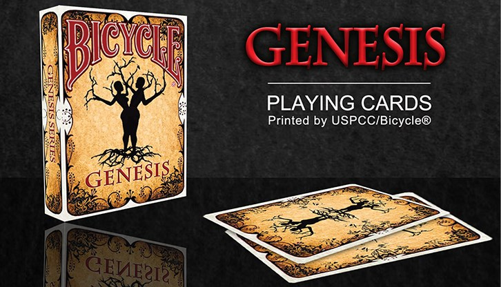 Genesis Playing Cards - magic