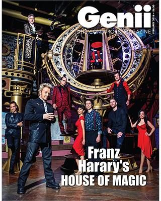 Genii Magazine - February 2016 - magic