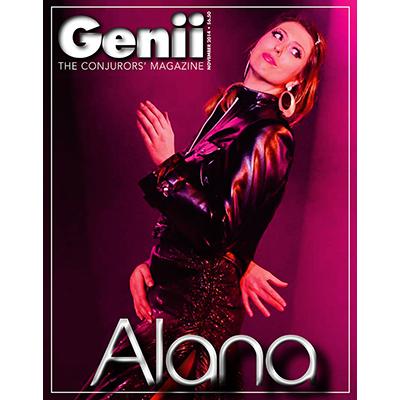 Genii Magazine - November 2014  - magic