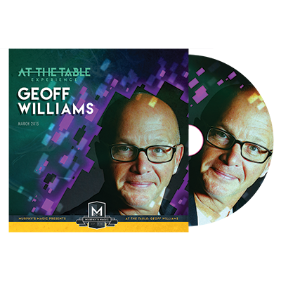 Geoff Williams Live Lecture DVD - magic