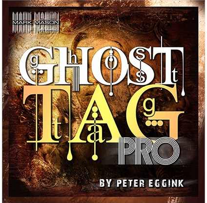 Ghost Tag Pro - magic