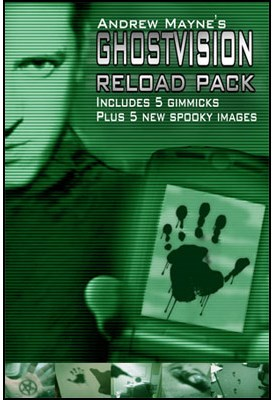 Ghost Vision Reload Pack #1 - magic