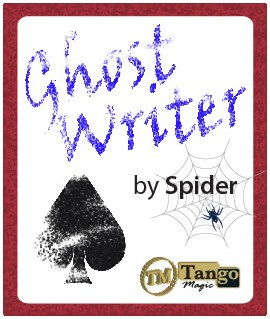Ghost Writer - magic