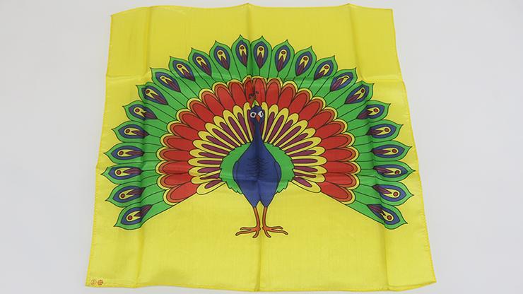 Giant Peacock Silk - magic