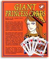 Giant Princess Cards Meir Yedid - magic