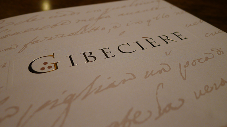 Gibecière 15, Winter 2013, Volume 8, No. 1 - magic
