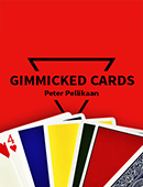 Gimmicked Cards for 'Aces/Wild' and 'More Wild' - magic