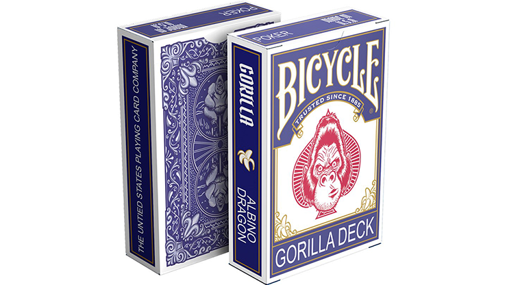 Gorilla Deck Playing Cards - magic