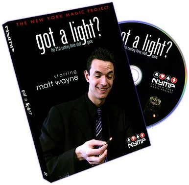 Got A Light? - magic