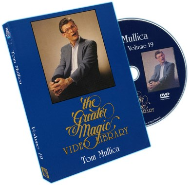 Greater Magic Video Library 19 - Tom Mullica - magic