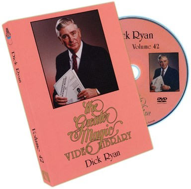 Greater Magic Video Library 42 - Dick Ryan - magic