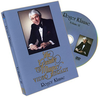 Greater Magic Video Volume 11 - Roger Klause Volume1 - magic