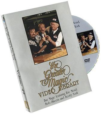 Greater Magic Video Volume 49 - Bar Magic - magic