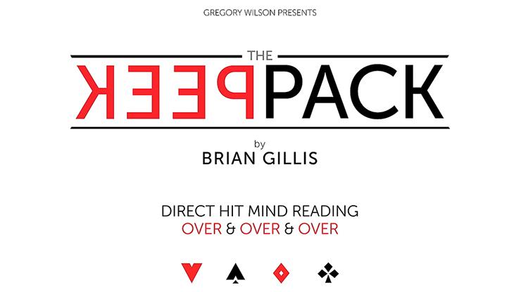 Gregory Wilson Presents The Peek Pack - magic