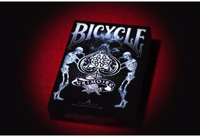 Grimoire Bicycle Deck - magic