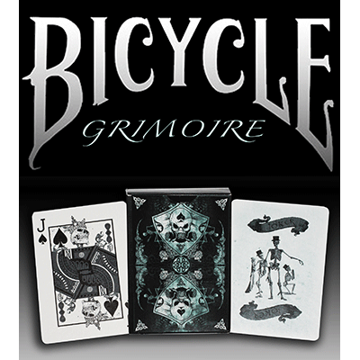 Grimoire Bicycle Deck - magic