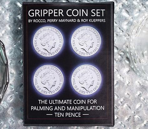 Gripper Coin - magic