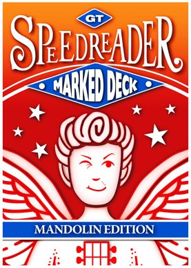 GT Speedreader Marked Deck - magic