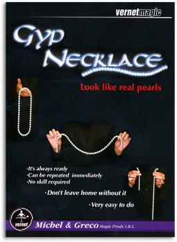 Gyp-Necklace Vernet - magic