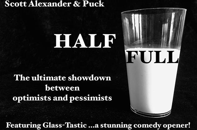 Half Full - magic