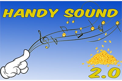 Handy Sound 2.0 - magic