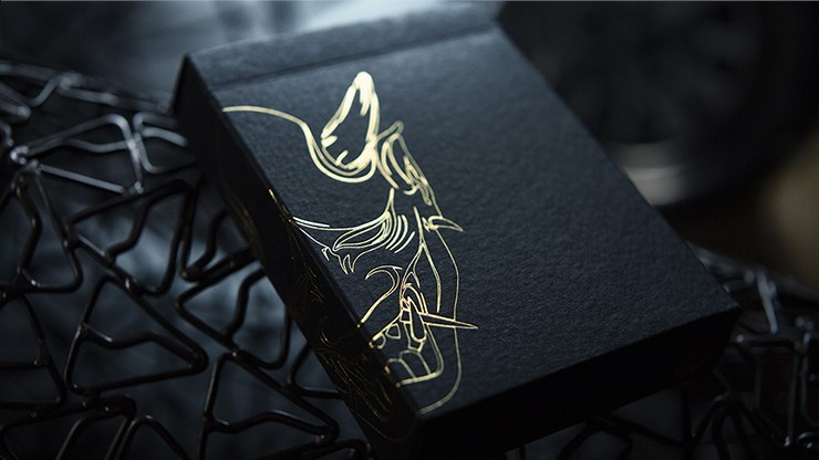 Hannya Playing Cards - magic